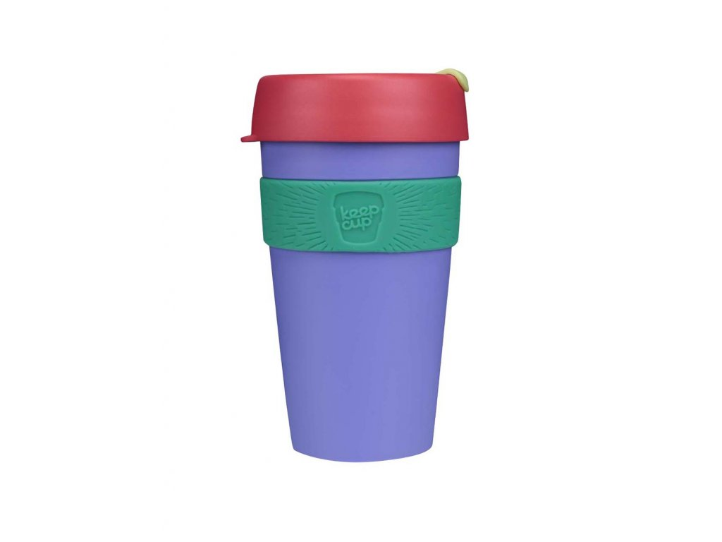 Termohrnek KeepCup Watermelon Large - fialový