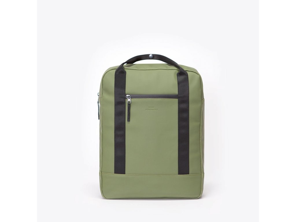ua ison backpack lotus series olive 01
