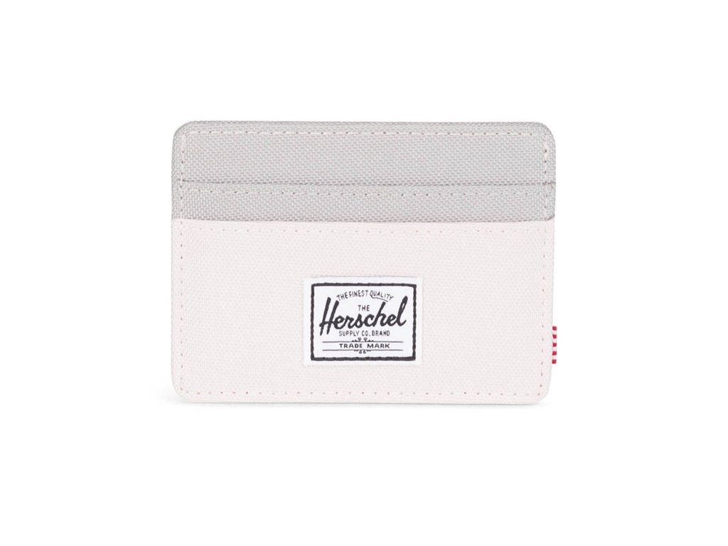 eng pl Herschel Charlie Wallet pink ash 10045 01335 25473 1