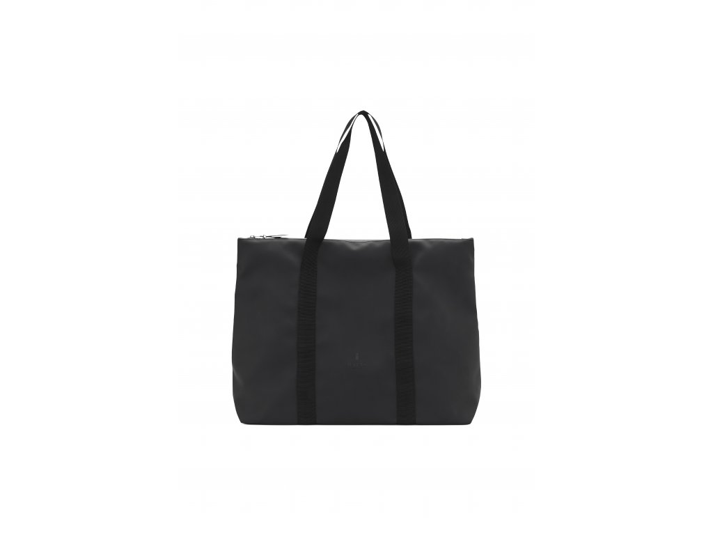 AW18 CITY TOTE BLACK 01