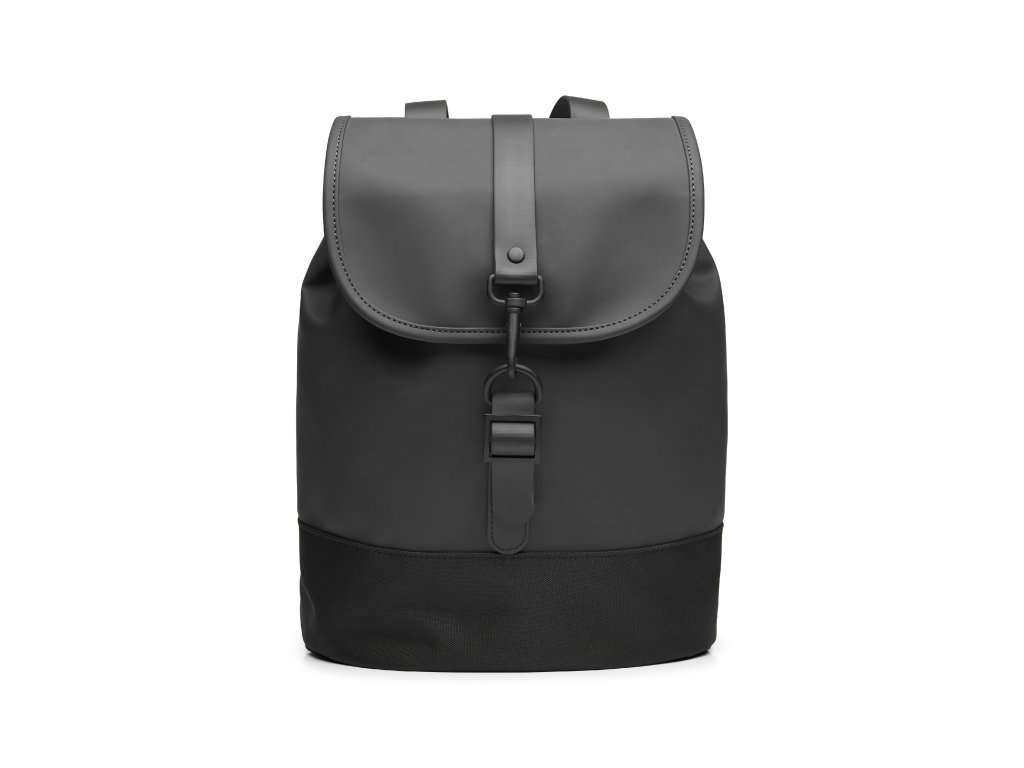 rains drawstring black1