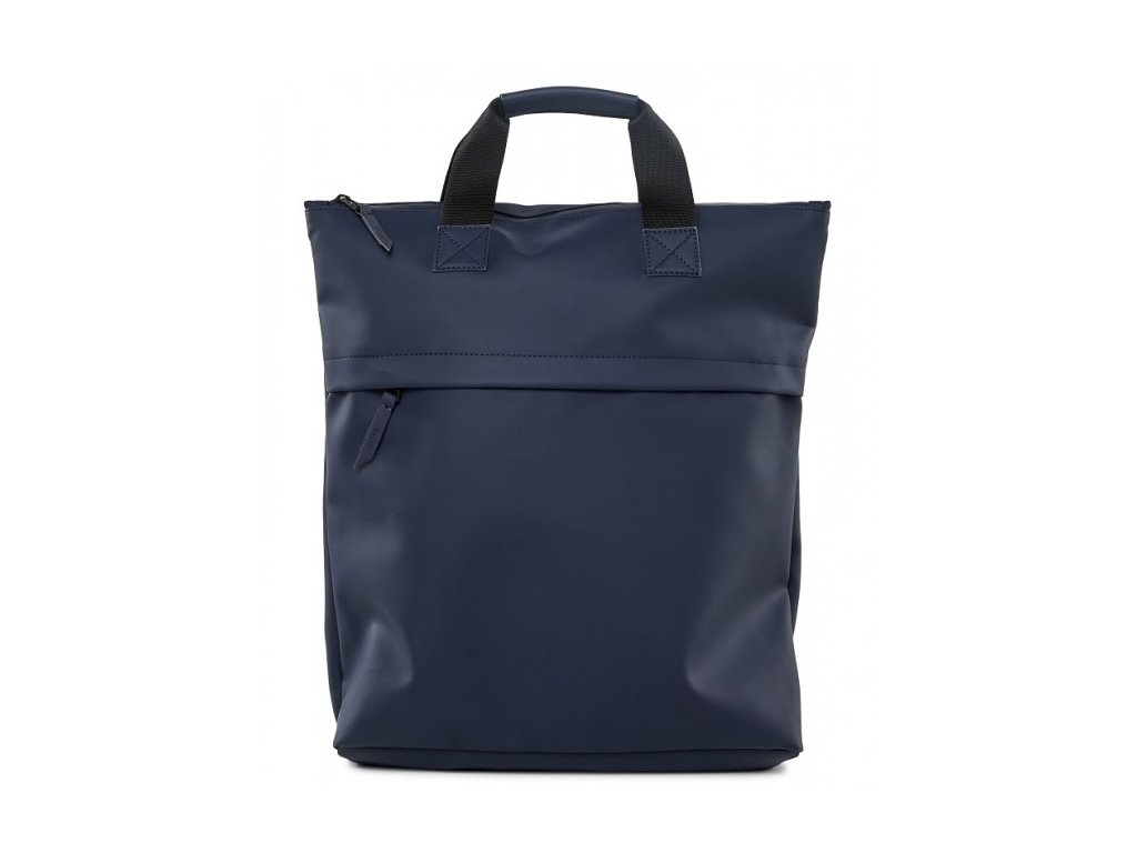 rains tote backpack blue 4