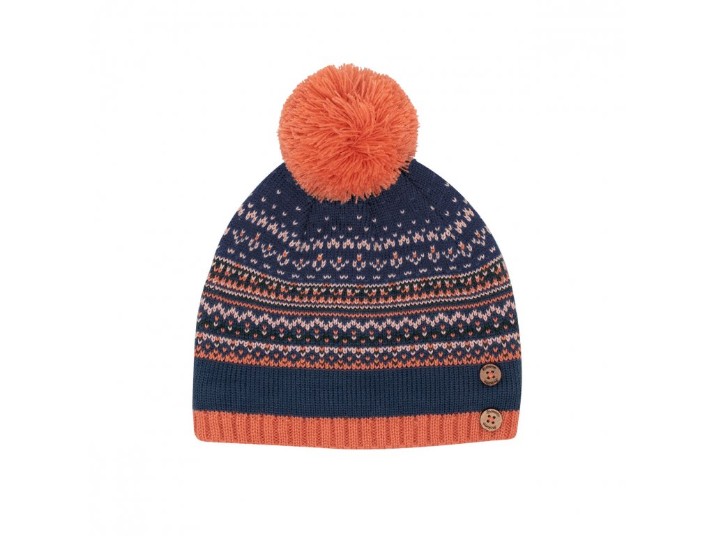 FAIRISLE HAT 3043