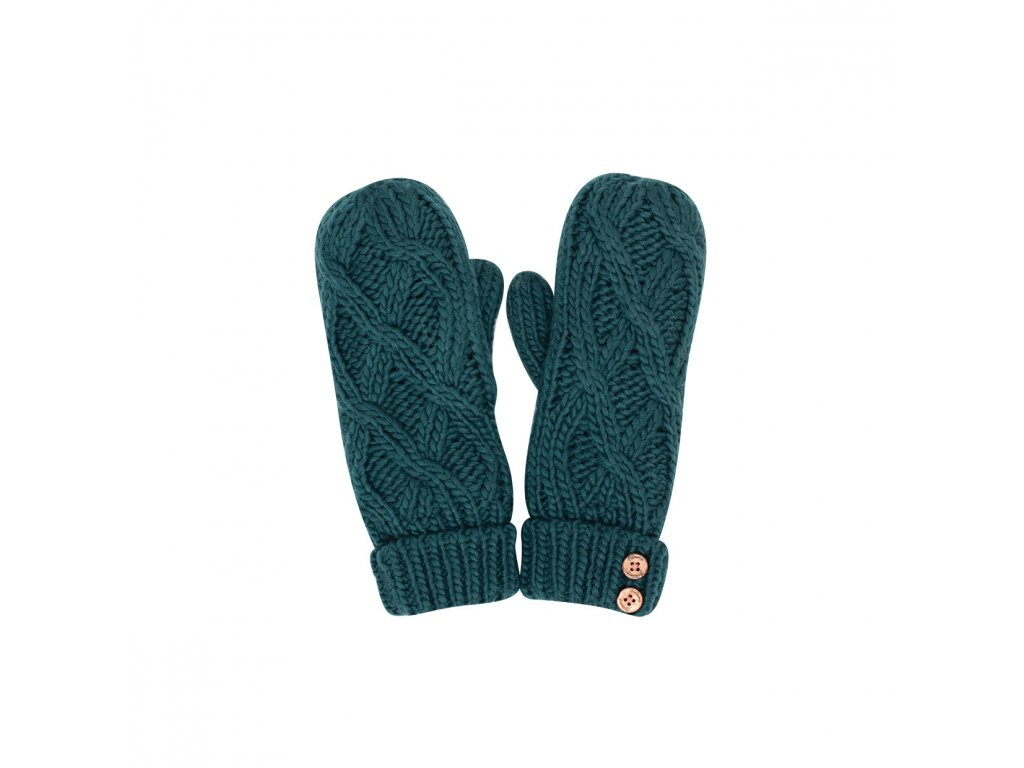 CABLE MITTENS 3042