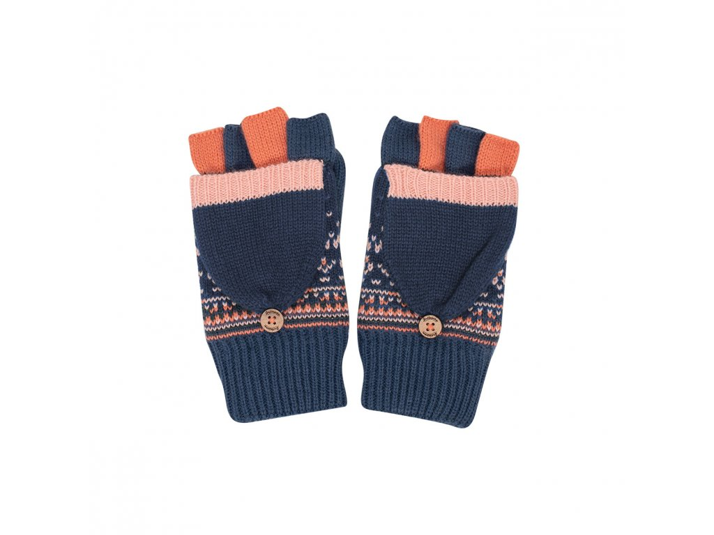 FAIRISLE GLOVES 3044