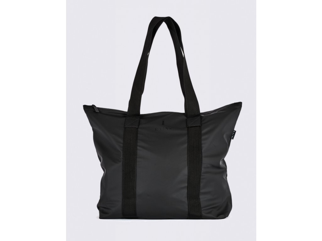 rains city tote black