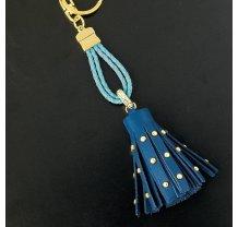 Modrý přívěšek na klíče PL42