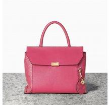 Malá stylová kabelka do ruky Nica růžová