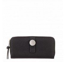 Dámská prostorná peněženka Fiorelli černá