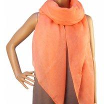 Oranžový šátek