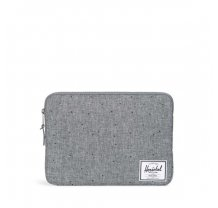 "Pouzdro na Macbook 13"" Herschel Anchor šedý s puntíky"
