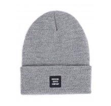 Zimní čepice Herschel Abott šedá