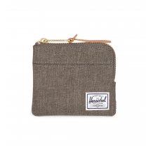 Malá peněženka Herschel Johny šedo béžová