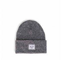 Zimní čepice Herschel Elmer černo bílá