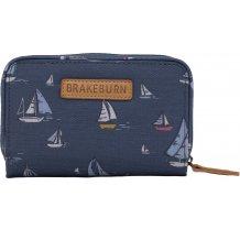 Dámská peněženka s motivem plachetnic Brakeburn Boats - modrá