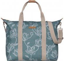 Víkendová taška Brakeburn Tulip - zelená
