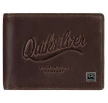 Pánská kožená peněženka Quiksilver EQYY03522 - světle hnědá