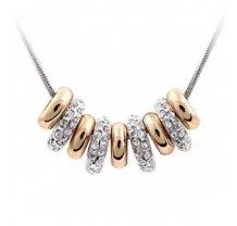 Pozlacený náhrdelník