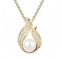 Řetízek Swarovski Elements Pearl