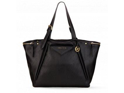 Dámská velká kabelka Fiorelli černá