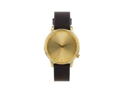 Dámské hodinky černé Komono Estelle Classic