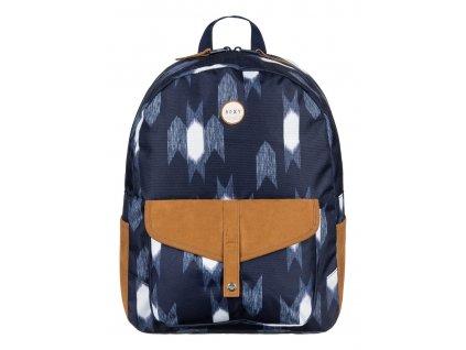 Dámský stylový batoh Roxy Carribean modrý