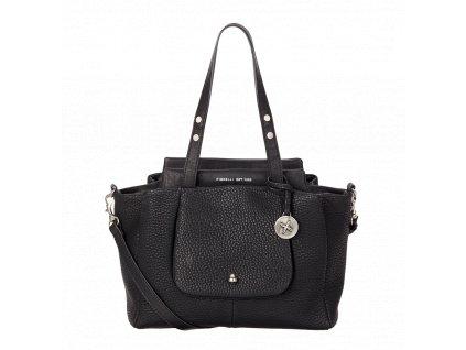 Černá kabelka přes rameno Fiorelli - Deluxe Collection