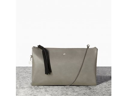 Dámská mini kabelka Nica šedá