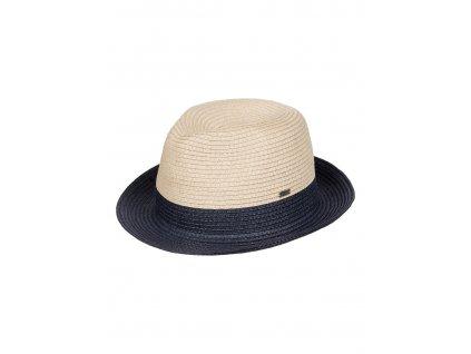 Dámský klobouk Roxy Monoi S/M - Modrý