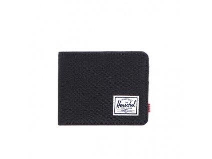 Malá peněženka Herschel Roy + Coin černá