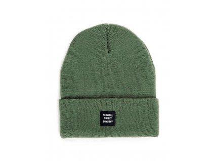 cepice abott benie headwear zelena army green
