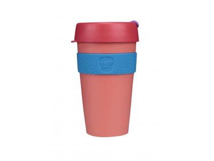 Termohrnek KeepCup Tea Rose Large - růžový