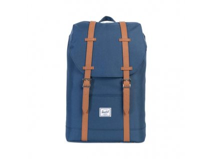 batoh herschel retreat medium 13 modry