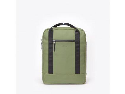 ua ison backpack lotus series olive 01