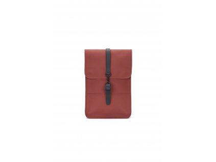 batoh rains backpack mini vínový (2)