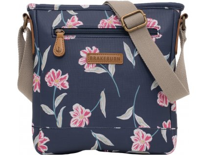 crossbody kabelka brakeburn summer bloom modra
