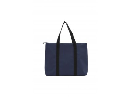 AW18 CITY TOTE BLUE 01