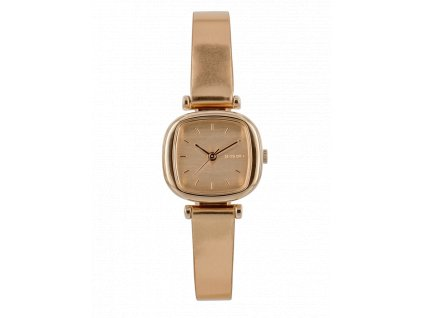 Dámské hodinky růžovo zlaté Komono Moneypenny Metallic