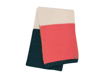 COLOUR BLOCK SCARF 3039