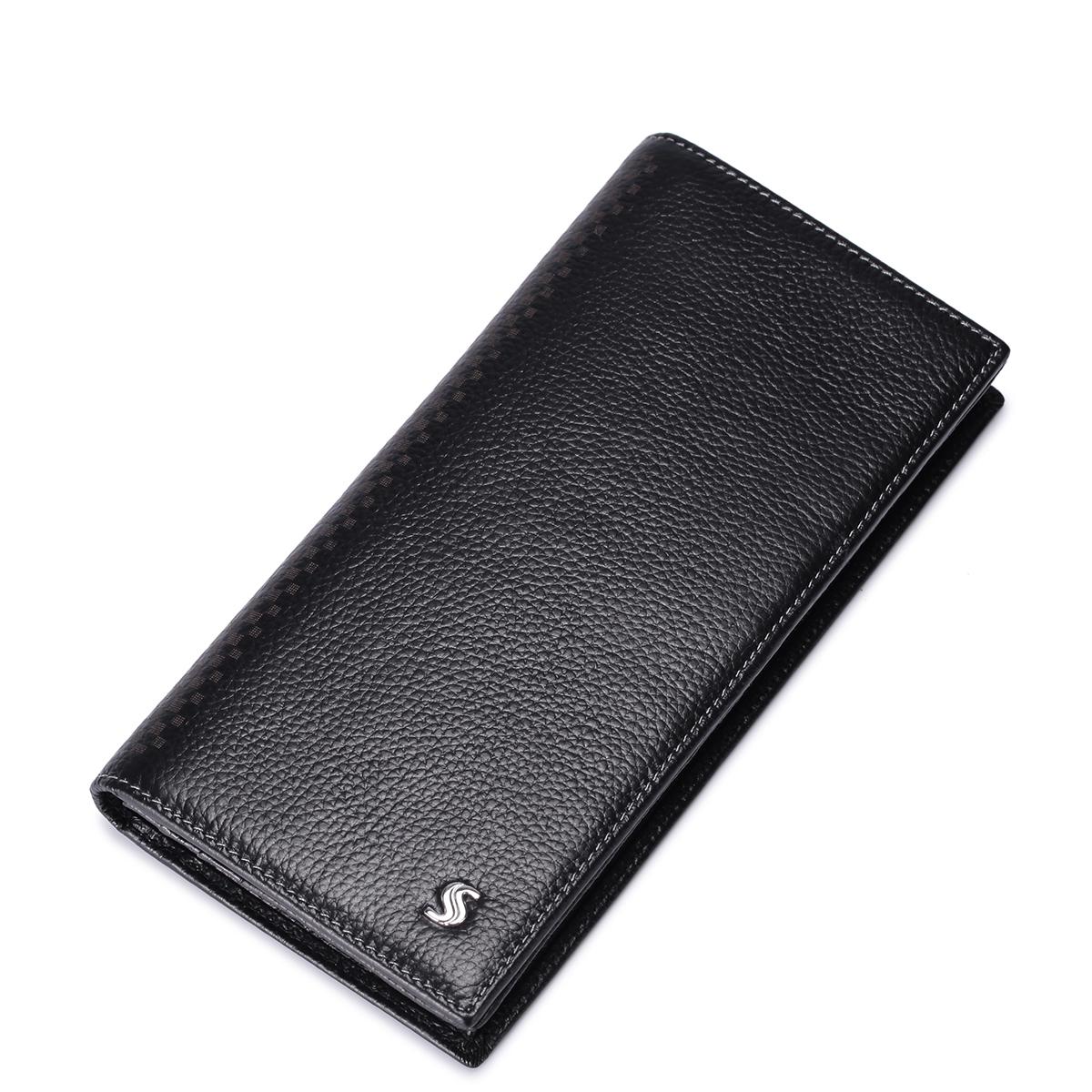 Pánská peněženka velká Sammons černá