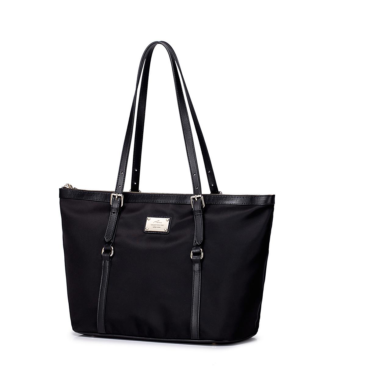 Elegantní kabelka Nucelle černá
