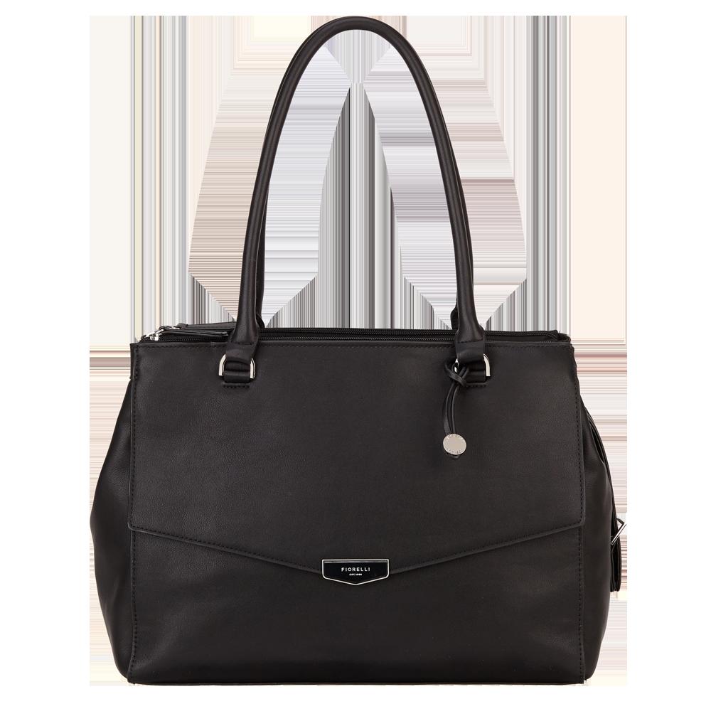 Černá kabelka přes rameno Fiorelli - Huxley Collection
