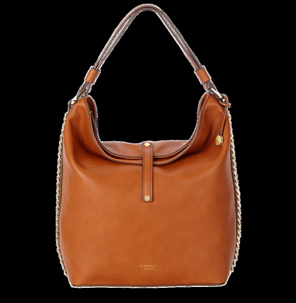 Hnědá kabelka přes rameno Fiorelli - Fancy Collection