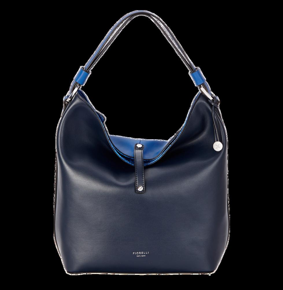 Modrá kabelka přes rameno Fiorelli - Fancy Collection
