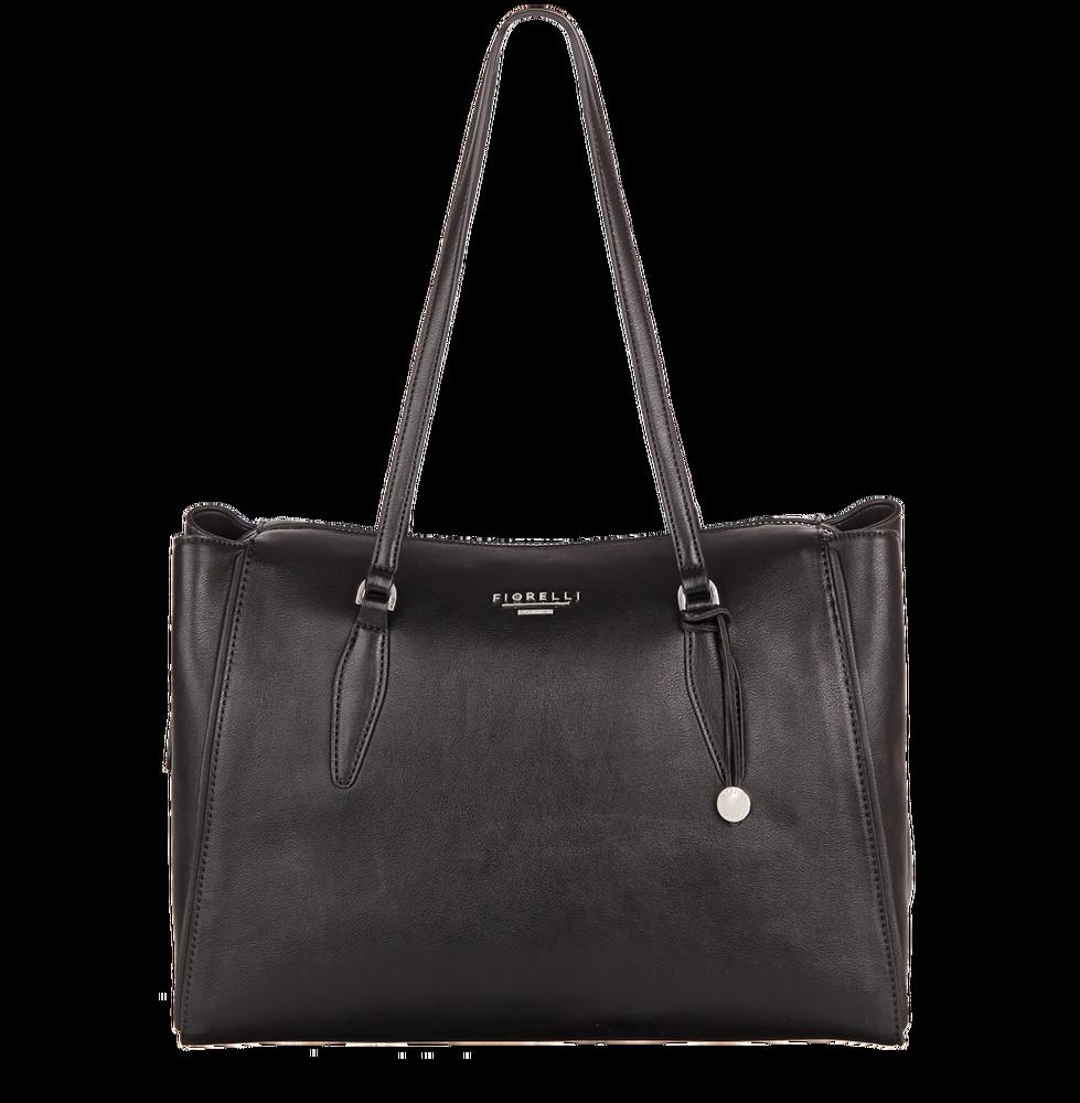 Černá kabelka přes rameno Fiorelli - Quadro Collection