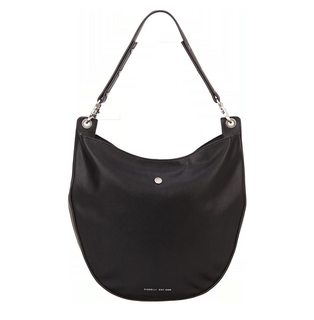 Černá kabelka přes rameno Fiorelli - City Collection