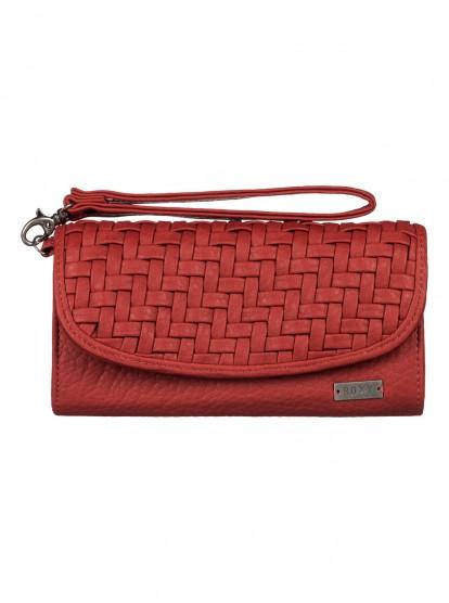 Dámská peněženka Roxy Playa Blanca červená