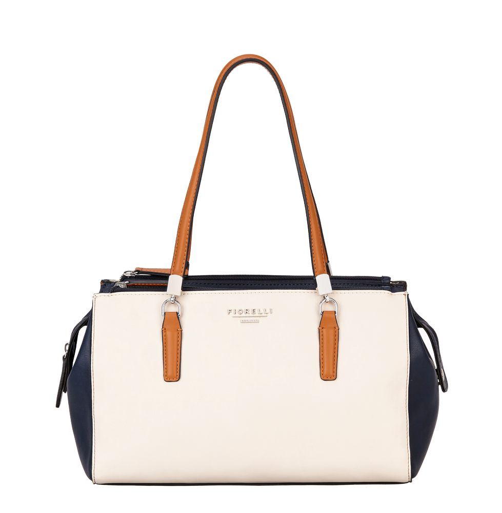 Krémová kabelka přes rameno Fiorelli - Quadro Collection