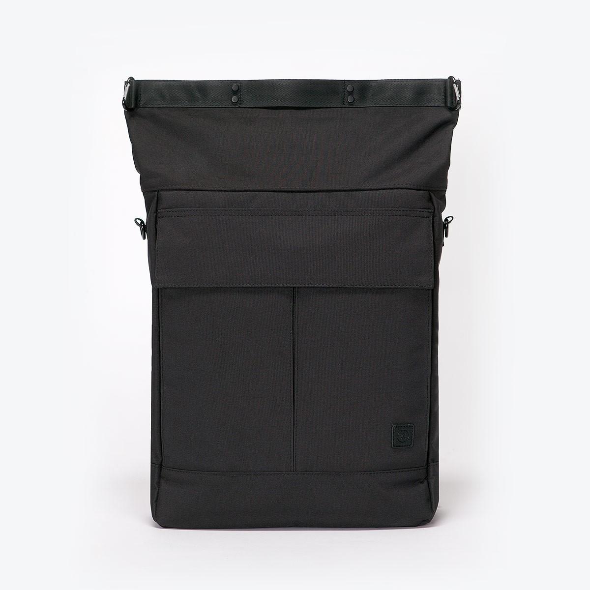 Batoh i taška přes rameno Ucon Acrobatics Declan 15'' černý - limitovaná série Stealth