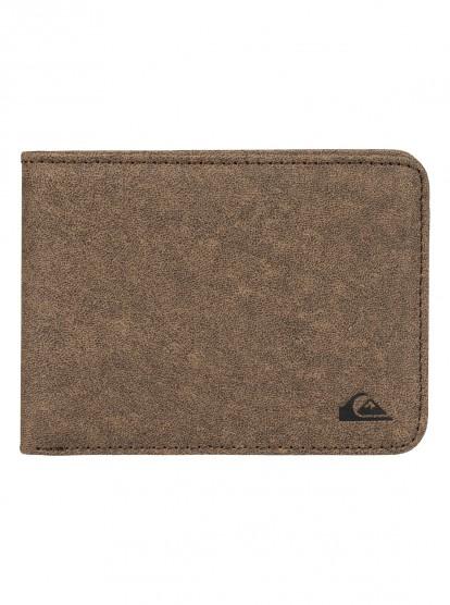 Pánská peněženka Slim Vintage Quiksilver hnědá